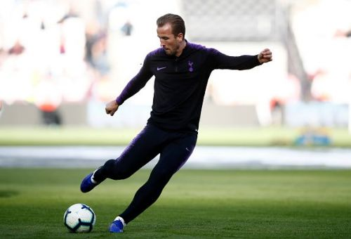 Harry Kane was linked with Real Madrid in the last summer transfer window