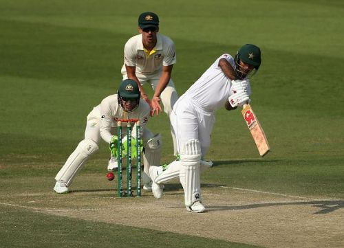 Pakistan v Australia: 2nd Test - Day Two