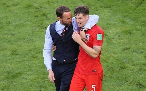 Southgate's style of management is getting the best out of players like John Stones