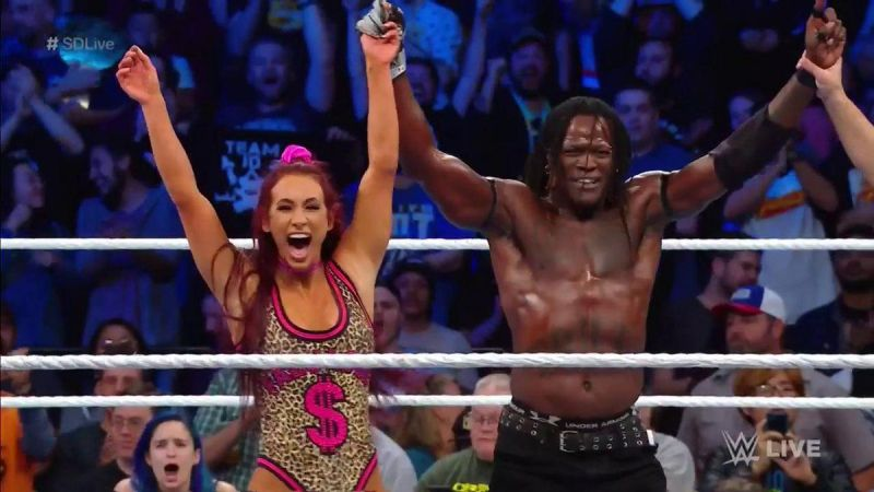 How much has Carmella improved as an in-ring performer?
