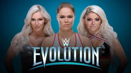 Evolution had many highlights from the hard-working women of the WWE.