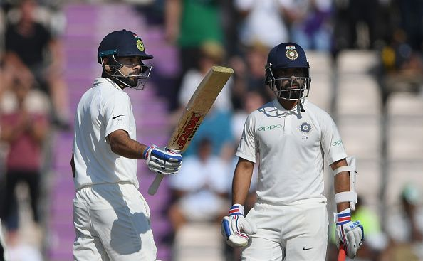 England v India: Specsavers 4th Test - Day Four