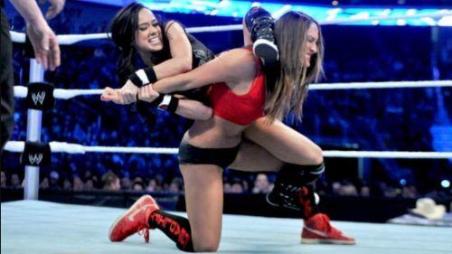 Nikki Bella wanted AJ Lee to return for Evolution
