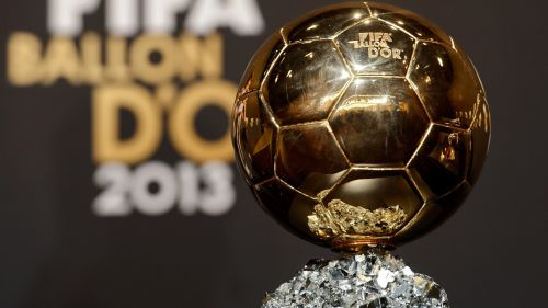 France Football annually awards the Ballon d'Or to the best player of the year