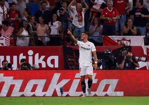 Andre Silva has been essential for Sevilla in LaLiga