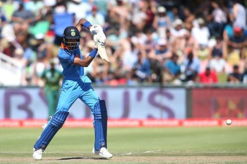 Hardik Pandya is likely to go into the tournament as the team's premier all-rounder