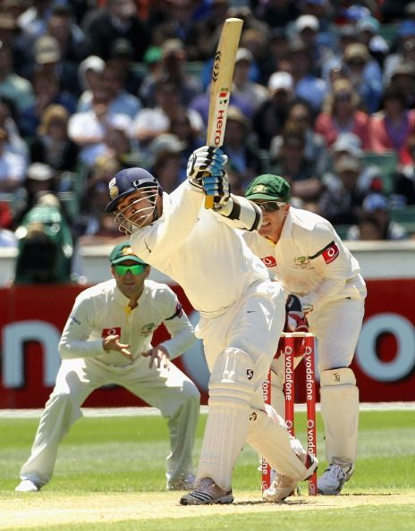 Australia v India - First Test: Day 2