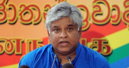 Ranatunga has been arrested today