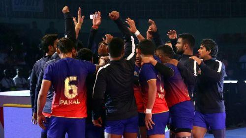 Dabang Delhi were solid on the night against Puneri Paltan