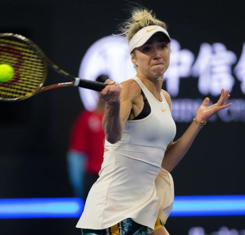Elina Svitolina back in contention at the Hong Kong Tennis Open