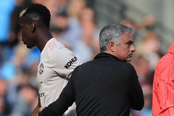 Rumours of an ongoing feud betwwen Mourinho and Pogba continue to make the rounds