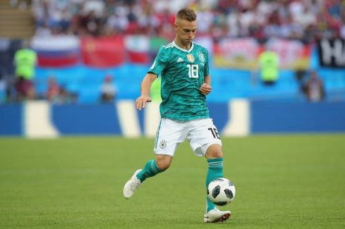 Germany has talented young players like Joshua Kimmich in their squad