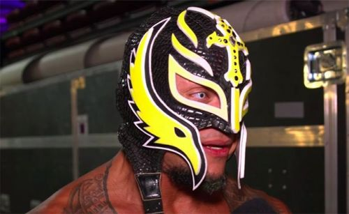 Mysterio deserves to have another run as WWE Champion or Universal Champion
