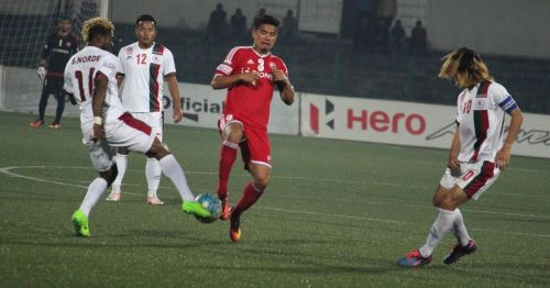 It will not be an easy task for Aizawl as the Mariners are well organized and experienced