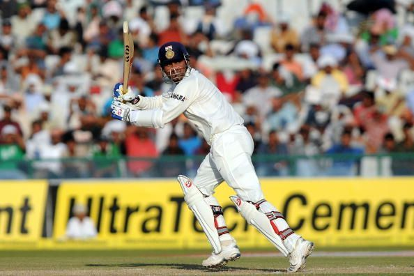 First Test - Day Two: India v Australia