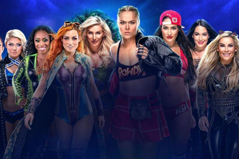 Many women are returning for Evolution, but Sable isn