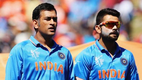 Team India eased to a win in the first ODI