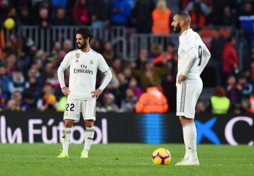 Real Madrid's weaknesses are now glaring