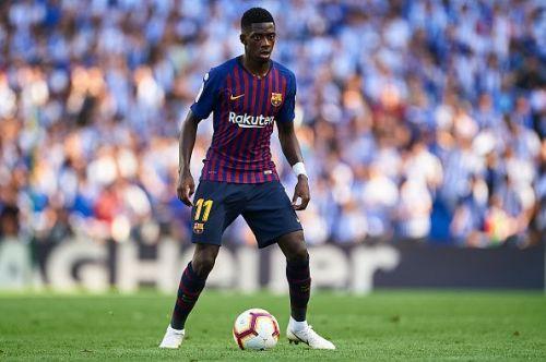 Barcelona superstar - Ousmane Dembele