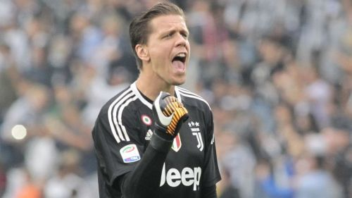 Szczesny has inherited Buffon's gloves