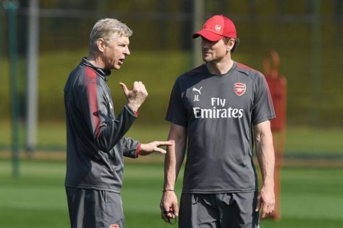 Jens Lehmann worked assistant to Arsene Wenger