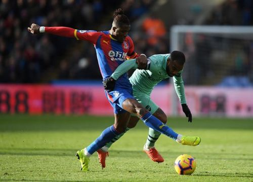 Wilfried Zaha is undoubtedly Palace's best player
