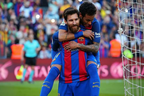 Image result for messi and neymar
