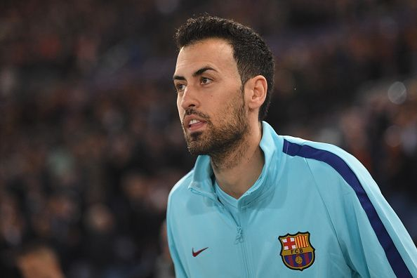 Sergio Busquets: Are his days at Barcelona numbered?
