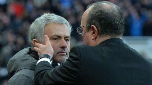 mourinho benitez - cropped
