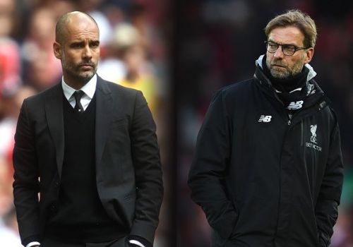Guardiola and Klopp are the only two managers who currently have any control over their respective clubs
