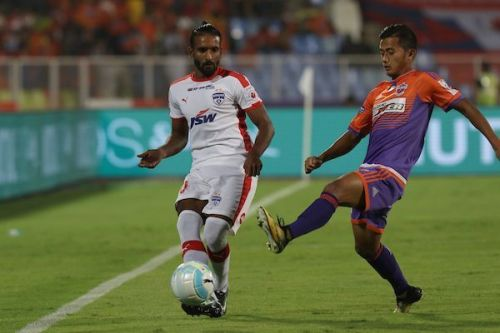 Harmanjot Khabra has been one of the best performers for Bengaluru FC