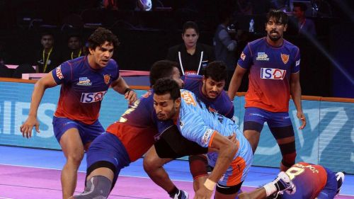 Can Maninder lead the Bengal Warrior's raiding unit to victory against Jaipur Pink Panthers?