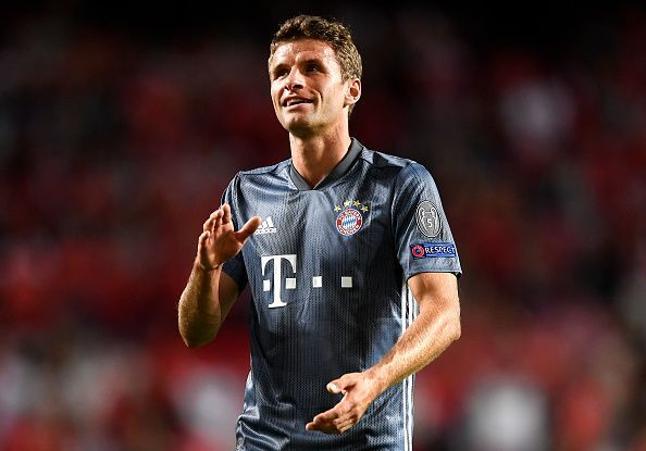 Few possess the intelligence and tactical astuteness as good as that of Thomas Mueller