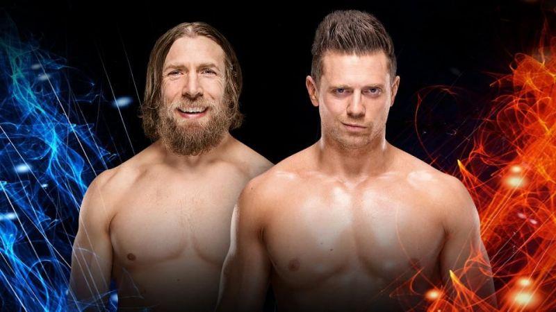 The winner of The Miz Vs Daniel Bryan will get a WWE title shot in the future