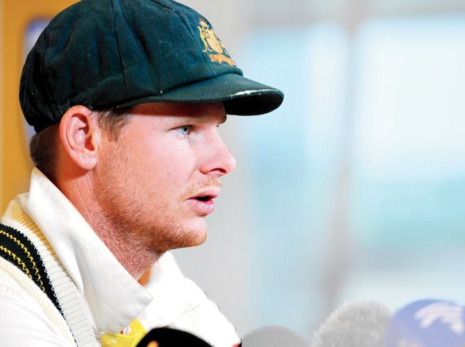Steve Smith is currently the No.2 Test batsman in the world, just behind Virat Kohli