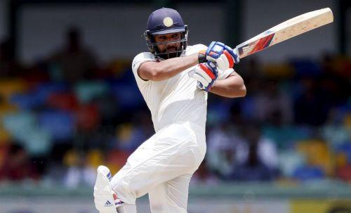 He scored 217 runs against the touring Sri Lankan side in 2017