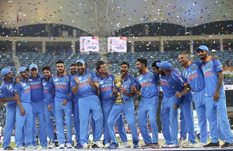 India won the 14th edition of Asia Cup in a tense last-ball finish against Bangladesh