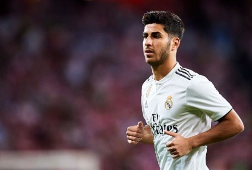 Asensio has been disappointing this season