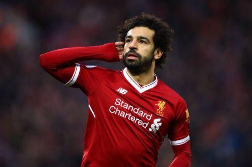 Liverpool winger - Mohamed Salah