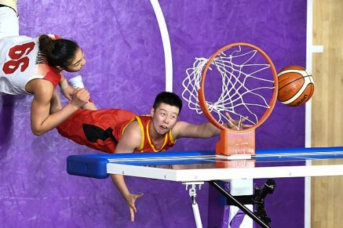 China would be a dominant force in the FIBA U-18 Asian Championships