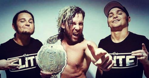 Could we see Omega and the Bucks in WWE very soon?