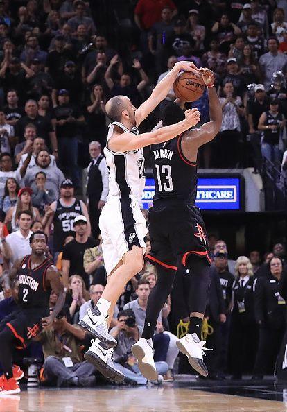 Houston Rockets v San Antonio Spurs - Game Five