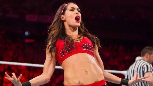 Brie Bella returned in January 2018