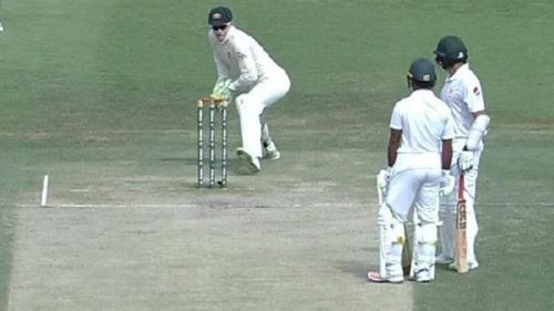 Image result for azhar ali runout