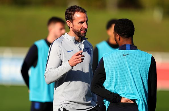 The former England international defender has once again put his faith in youth