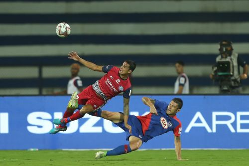 Bengaluru FC's passing accuracy has been poor so far (Image: ISL)