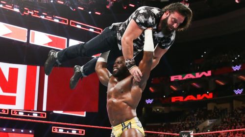 Elias looked pretty comfortable up there