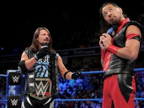 Nakamura wants to do it all over again with Styles