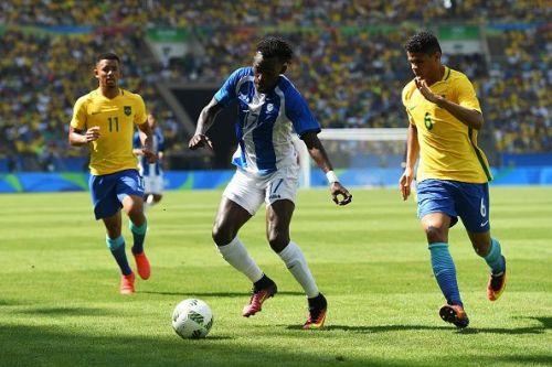 Brazil vs Honduras - Semi Final: Men's Football - Olympics