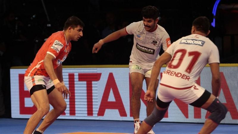 Nitin Tomar leads the charts for Pune